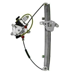 Passengers Front Power Window Regulator w/Motor Assembly Automotive