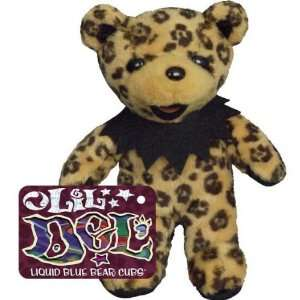 Grateful Dead   Lil Del   Bear Cub Plush Toy Toys & Games