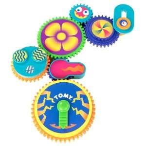 Tomy Gearation Refrigerator Magnets  Toys & Games