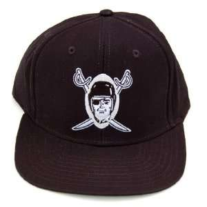 NFL Oakland Raiders Vintage Collection Snapback Hat Cap