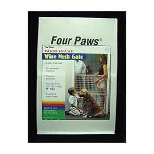 Paws Products Coated Safety Gate 29.5 50 Inch   57125