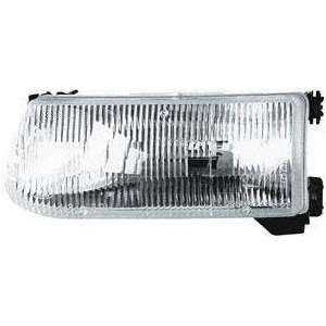 95 01 FORD EXPLORER HEADLIGHT LH (DRIVER SIDE) SUV (1995