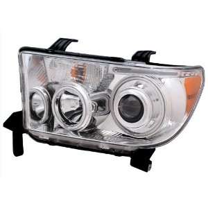 Toyota Tundra / Sequoia 07 08 Projector HeadLamps Halo w