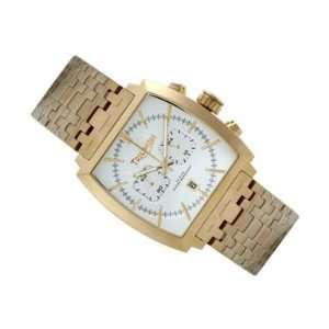 Triumph 3025 33 Mens Tiger Gold Chronograph Watch