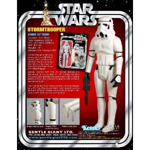 Star Wars 12 Stormtrooper Vintage Figure Toys & Games