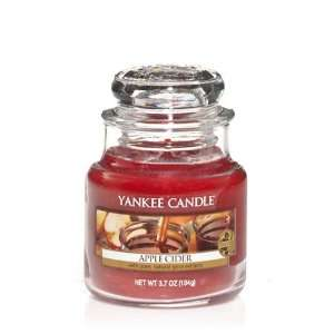 Cider 3.7oz Housewarmer Jar Candle by Yankee Candle