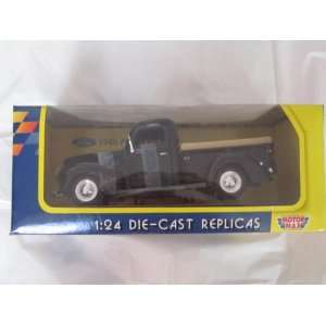 1940 Ford Pickup Black 124 Toys & Games