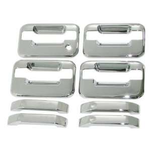 Handle Cover without Key Pad without Passenger Key Hole   Set of 4