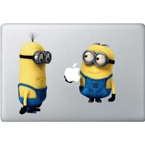 Despicable Me Decal   Vinyl Macbook / Laptop Decal Sticker Graphic