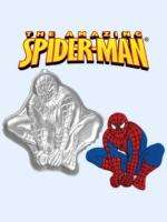 Wilton Amazing Spider man Cake Pan New 5062
