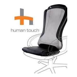 Touch HT 1470 Back Massage Pad   Quad Roller Massaging Chair Cushion