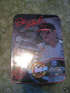 New and Sealed all metal Dale Earnhardt Collector Cards
