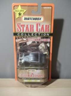 MATCHBOX STAR CAR THE UNTOUCHABLES FORD MODEL A COUPE MIB NEW SPECIAL