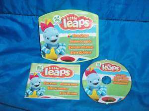 LeapFrog Leap Frog Baby Little Leaps First Steps Game
